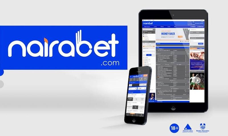 NairaBet new mobile